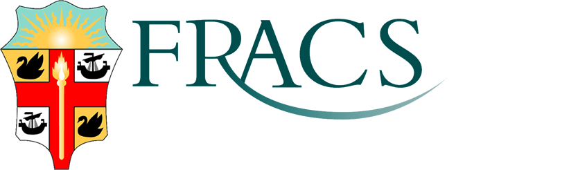 FRACS - Fellow of the Royal Australasian College of Surgeons